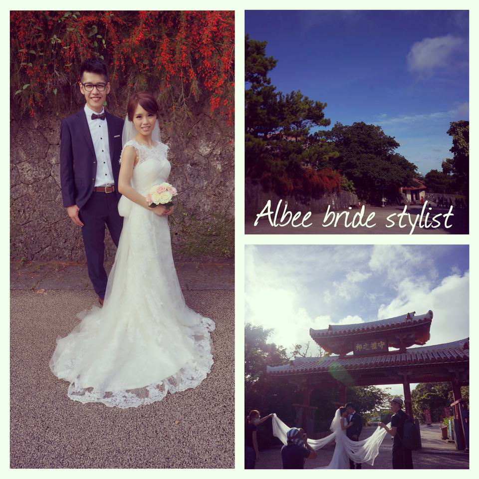 [Pre-wedding] in Okinawa