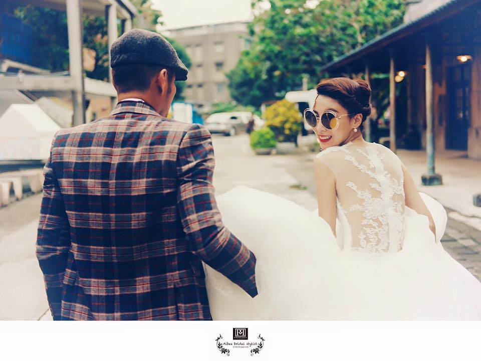 【Pre Wedding】。Iris ❤ Vin