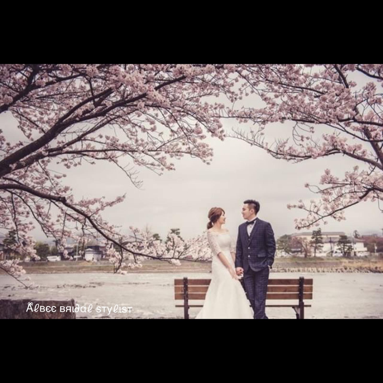 [ѧʟɞєє ẇȏяҡıṅɢ⛱] 海外婚紗 Overseas wedding in Kyoto