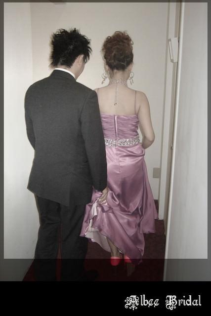 bride~ Pei-Yu 禮服台北CaSa wedding