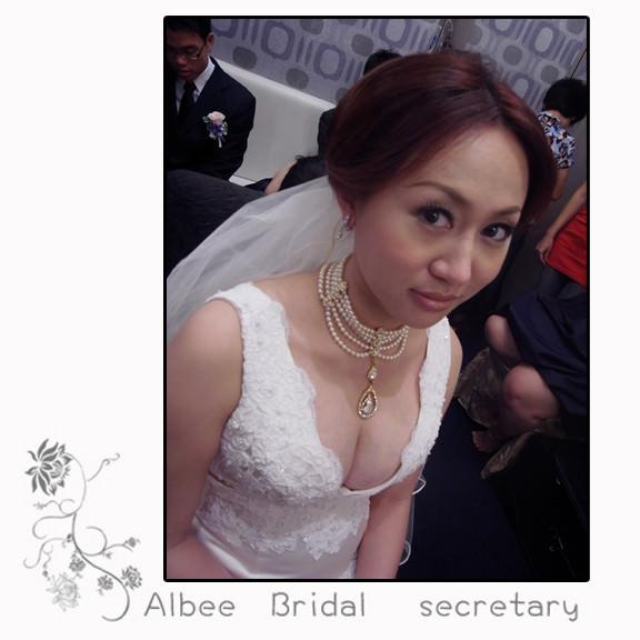 bride~ Venny  禮服  自購