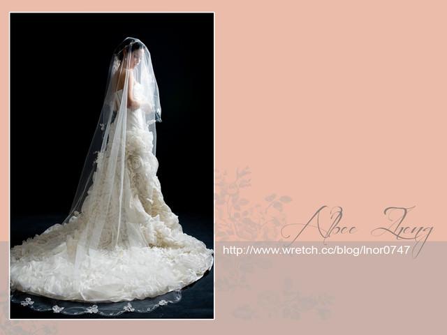 關於婚紗造型