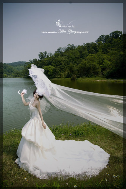 ღ◦° 婚紗造型 ஃஜ  J & D 婚紗紀錄