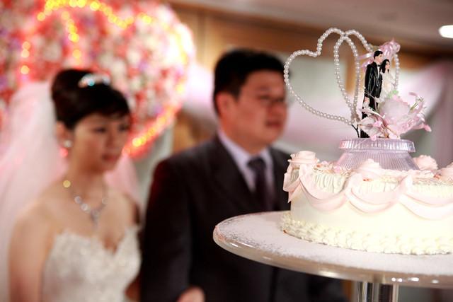 bride~ 徐榕  台北青樺婚紗